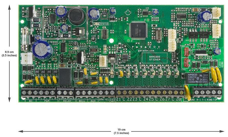 spectrasp6000panel Wiring Zones on